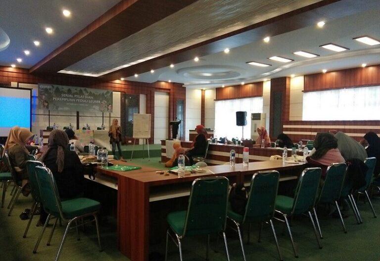 1 Perempuan Peduli Leuser x Forum Perempuan Aceh